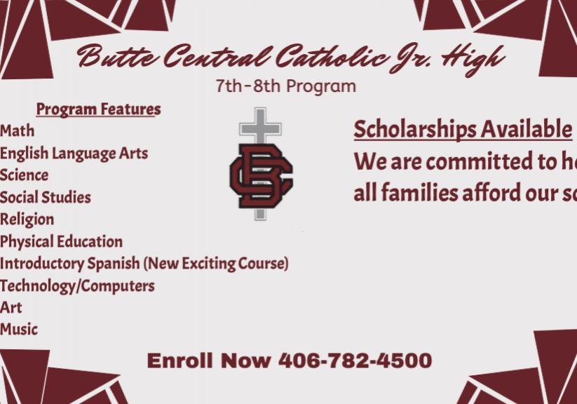 7-8th Grade Program 2021-2022